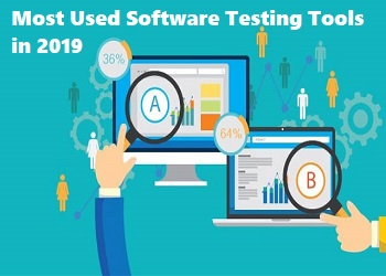 Most used software testing tools in 2019