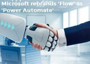 Microsoft rebrands Flow as Power Automate