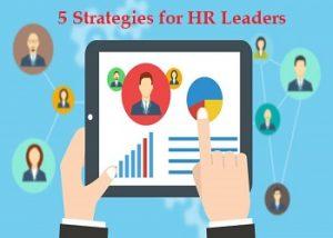 5 Strategies for HR Leaders