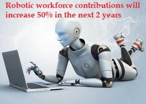 Workforce contributions increase 50% in the next 2 years